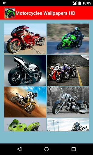 オートバイの壁紙