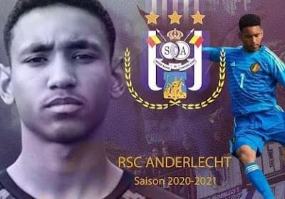 Doelman van Anderlecht opgeroepen voor nationale ploeg van Niger
