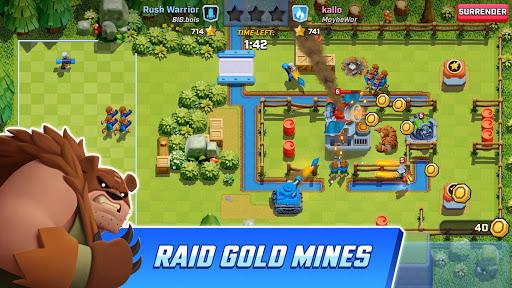 Rush Wars screenshot 2