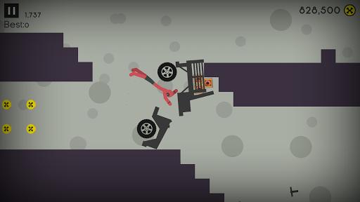 Stickman Ragdoll- Falling Fun apkpoly screenshots 2
