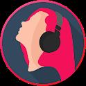 AB Music - Instant Lyrics and Lightweight Music icon