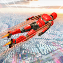 Super Speed Rescue Survival: Flying Hero Games 2 icon