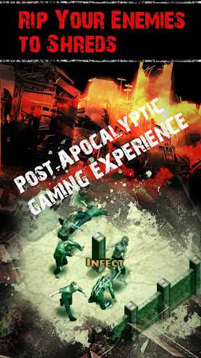 Zombie Pandemic-UNDEAD FACTORY  screenshots 3