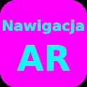 Nawigacja AR icon