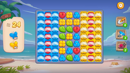 Ohana Island: Blast flowers and build filehippodl screenshot 7
