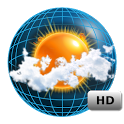 eMap HDF - weather, hurricanes, radar, earthquakes icon