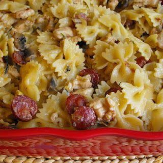 Farfalle With Chicken Recipes.