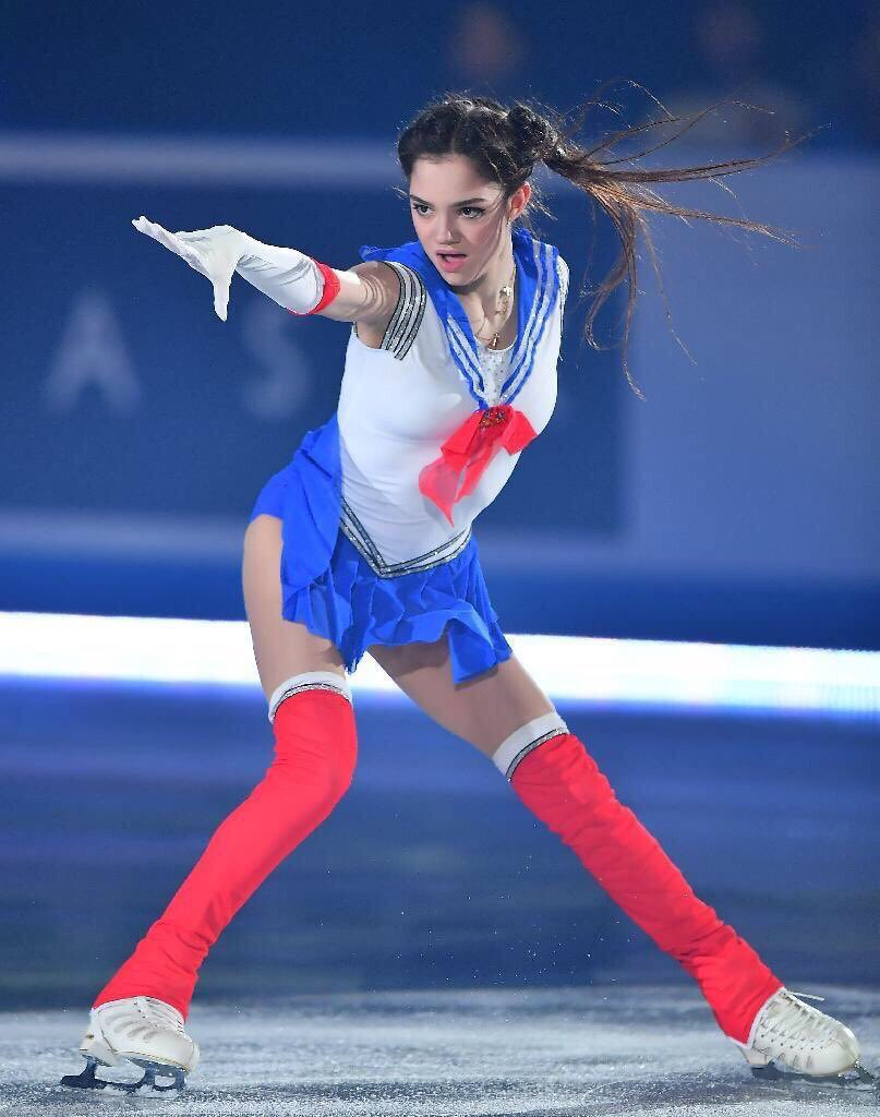 Image result for evgenia medvedeva