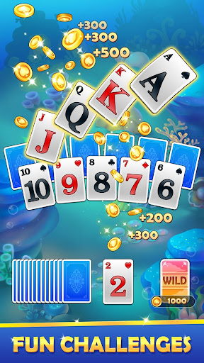 Solitaire Tripeaks : Lucky Card Adventure filehippodl screenshot 7