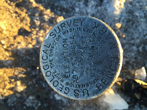 Photo: USGS Benchmark