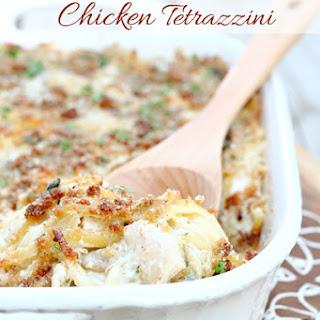 Ultimate Chicken Tetrazzini