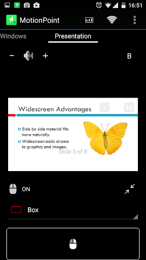 MotionPoint AirMouse Presenter