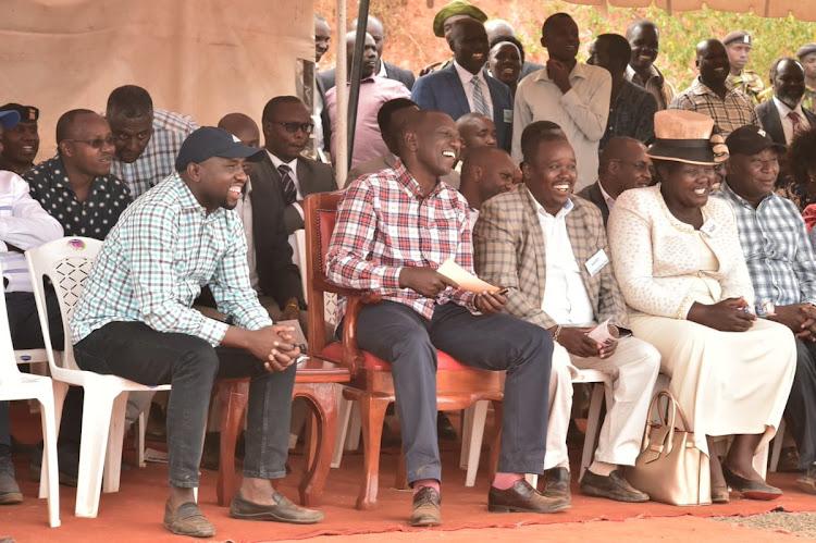 Image result for Ruto in Elgeyo Marakwet with Tolgos