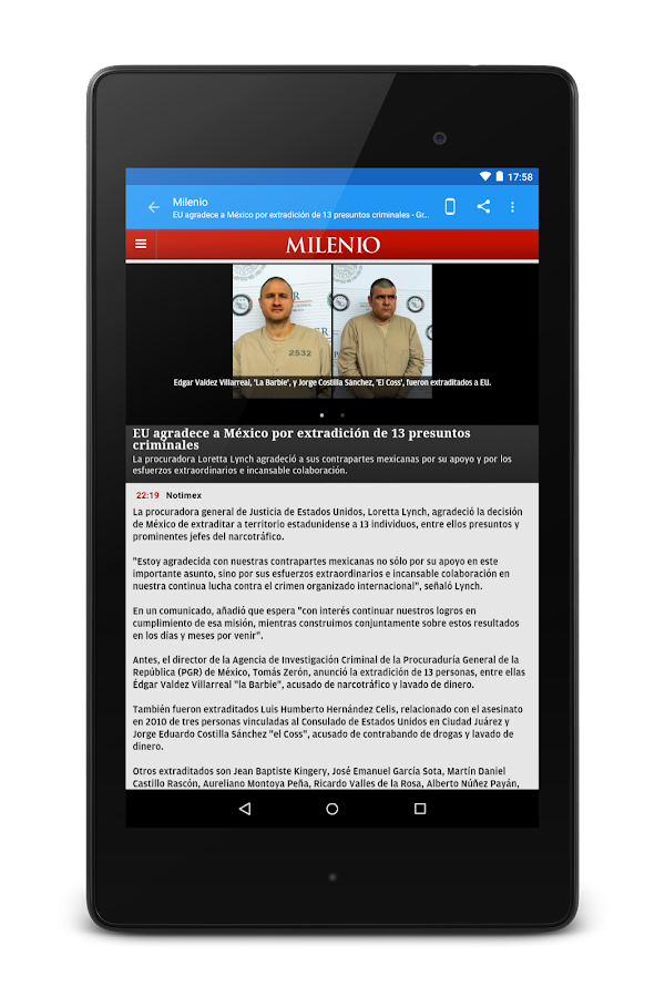 Mexico news noticias android apps on google play for App noticias android