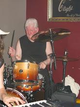 Photo: Au Coin - Howard (drummer Them)