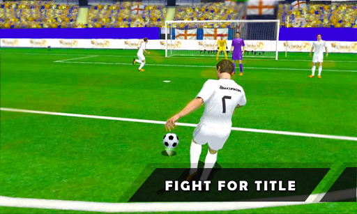 Real Football Game - FIF World Cup 2018 screenshot 3