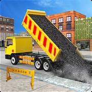 Game New City Road Builder Construction Simulator 3D APK for Windows Phone