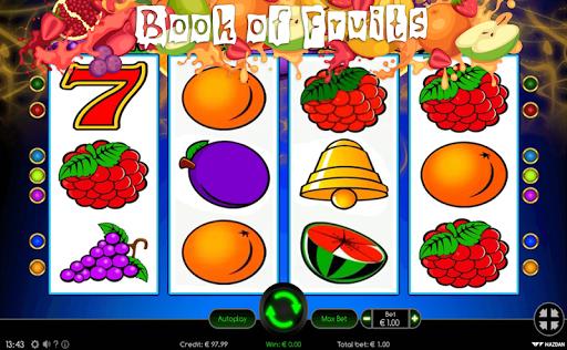 Book Of Fruits screenshot 3