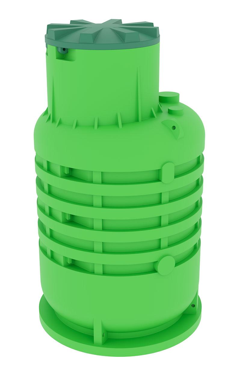 Выбор и установка стального, пластикового или бетонного кессона