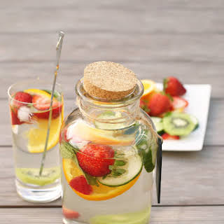 Fruit Water Recipes.