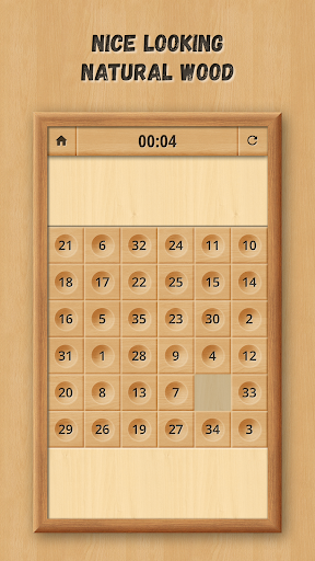 Sliding Puzzle: Wooden Classics 1.0.5 screenshots 9