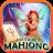 Mahjong Solitaire: Moonlight Magic Icône