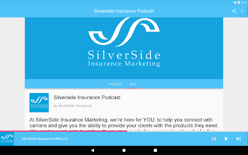 Silverside Insurance Marketing- screenshot thumbnail
