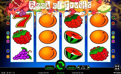 Book Of Fruits screenshot 2