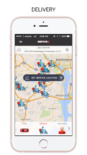 ServiceX Rides Delivery & More- screenshot thumbnail