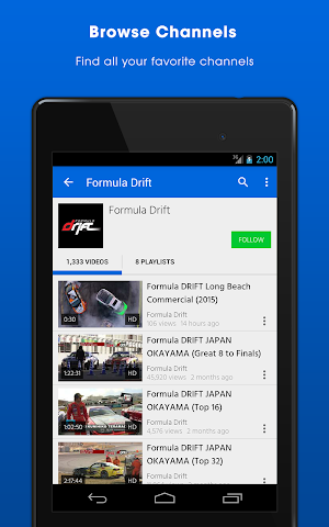 10 Dailymotion App screenshot