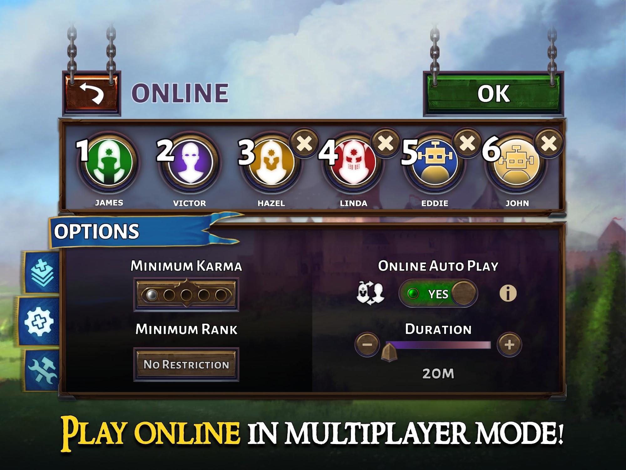 Carcassonne: Official Board Game -Tiles & Tactics screenshot #9