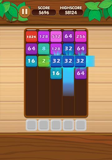 2048 Shoot & Merge Block Puzzle painmod.com screenshots 13