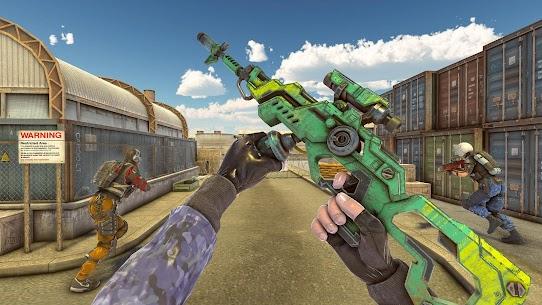 Legend Fire : Battleground Shooting Game 1