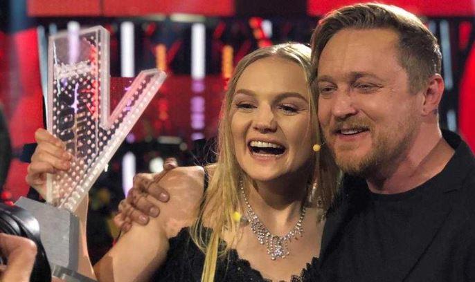 Tasché Burger wins The Voice SA & it's a pretty big deal