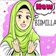 Hijab Stickers For WA New App 2020
