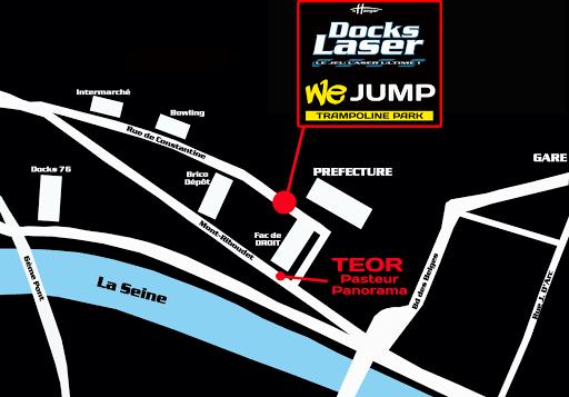 docks laser plan