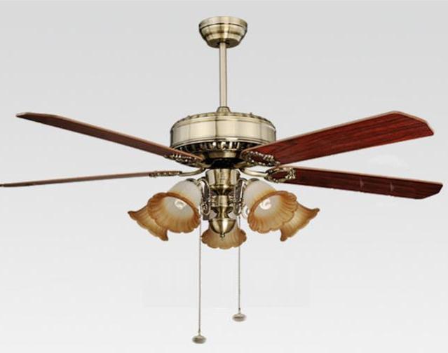 Lợi ích khi sử dụng quạt trần đèn chùm trang trí cho không gian ngôi nhà