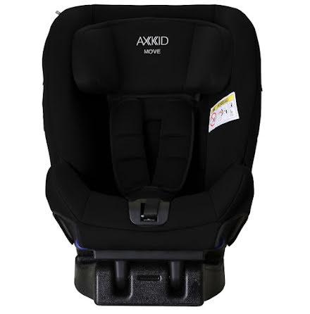 Axkid Move 9-25 kg, Black