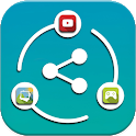 Share All: Transfer game file videoshare anything icon