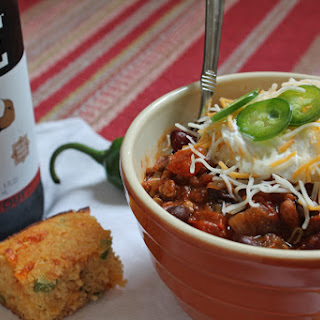 Chocolate Stout Chili