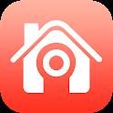 AtHome Camera - phone as remote monitor icon