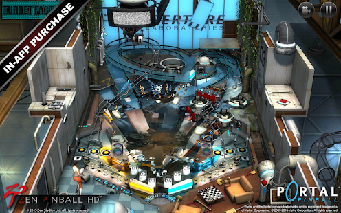 Zen Pinball- screenshot thumbnail