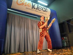 Photo: Il clown Murzik in teatro