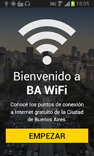 BA WiFi- screenshot thumbnail