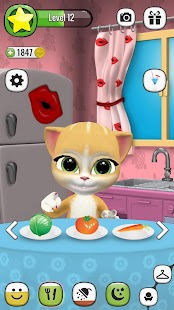 Emma The Cat - Virtual Pet- screenshot thumbnail