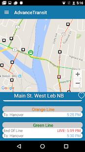Advance Transit screenshot