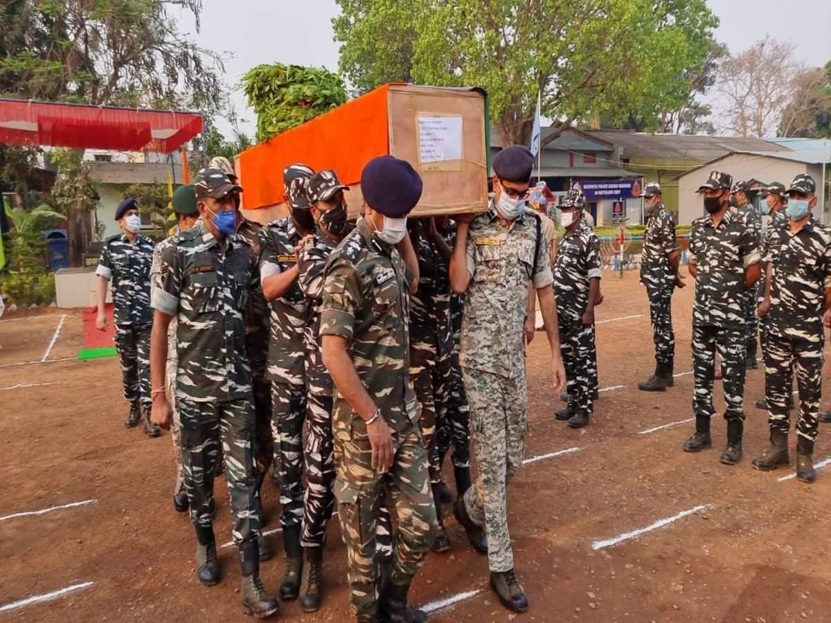 Naxals Attack | Chhattisgarh Me Hue 22 Jawan Saheed Aur 31 Ghayal