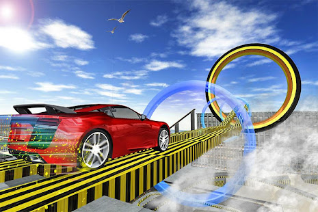 Download Extreme Stunts Tracks: Stunt Car Driving Games 19 For PC Windows and Mac apk screenshot 2