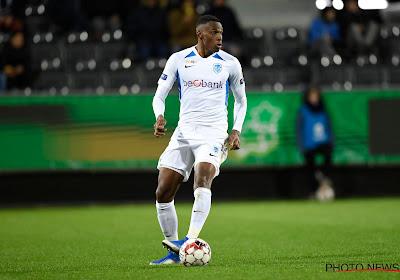 Le défenseur de Genk, Jhon Lucumi, serait dans le viseur du FC Séville