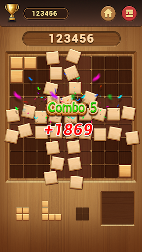 Wood Blockudoku Puzzle - Free Sudoku Block Game moddedcrack screenshots 6